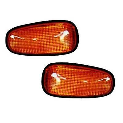 Vauxhall Zafira Mk1 1999-2005 Amber Side Repeaters 1 Pair