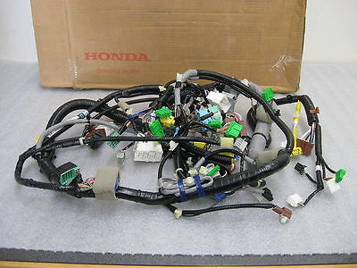 INSTRUMENT WIRE HARNESS HONDA ACCORD 03 OEM NEW