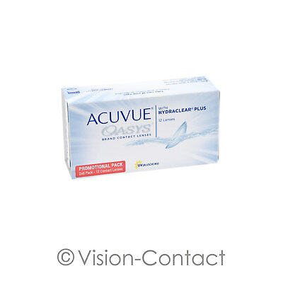 Johnson & Johnson - Acuvue Oasys with Hydraclear Plus - 12er Box