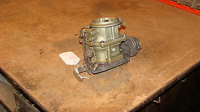 Rebuilt Stromberg 3-160 1957-58 Dodge 6cyl Carburetor