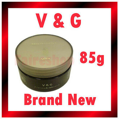 V&G V and & G Sculpting Clay Hair Strong Hold Wax Matte Styling Long Lasting