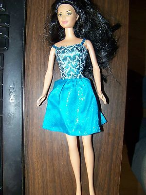 ORIGINAL BARBIE 1966 ( INDONESIA) 1980 ON NECK DARK HAIR