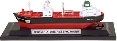 Hess Miniature Toy Truck - 2002 Miniature Hess Voyager - MINT IN BOX