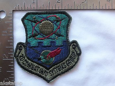 USAF 2nd INFORMATION SYSTEMS GROUP PATCH (I-1) UNUSED