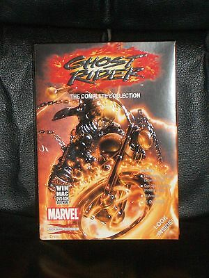 Ghost Rider (Almost 40 Years) Complete (GIT) DVD - MARVEL Comics in Original Box