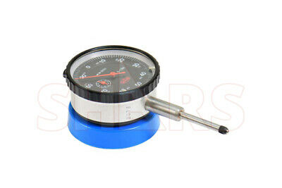 "SHARS Magnetic Indicator Back W/ 1"" Dial Indicator New"