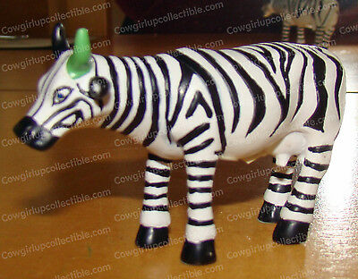 27588 - Greenhorn (CowParade) New York City, 2005 (Zebra)