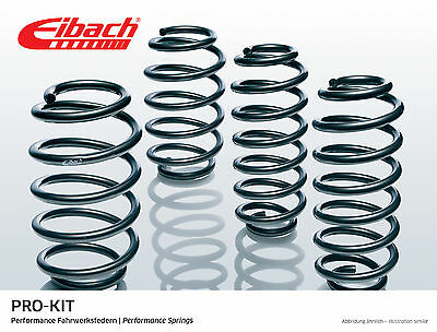 Eibach Pro-Kit 30mm Lowering Springs Vauxhall Astra H VXR 2.0 Turbo
