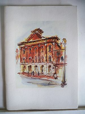 FORD'S THEATRE TENTH ANNIVERSARY OF REOPENING Souvenir Program WASHINGTON DC `78