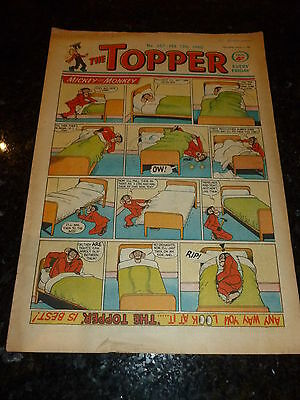 THE TOPPER Comic - Issue No 367 - Date 13/02/1960 - UK Paper Comic