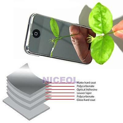 2pc LCD Mirror Screen Protector Film Cover for iPhone 3G 3GS NI5L