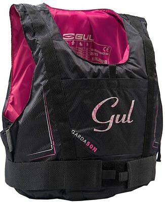GUL GARDA XT 50n CANOE KAYAK DINGHY SAILING BUOYANCY AID LIFE JACKET with pocket