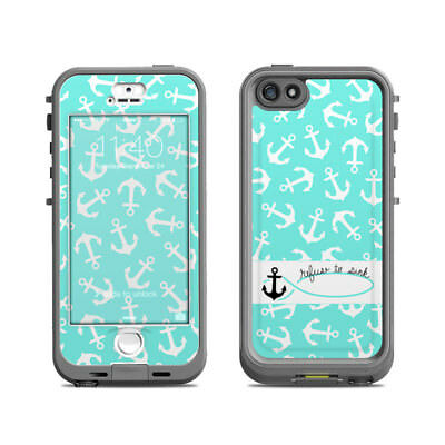 Skin for LifeProof Nuud iPhone 5S - Refuse to Sink - Sticker Decal