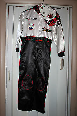 Child's Racing Uniform Costume