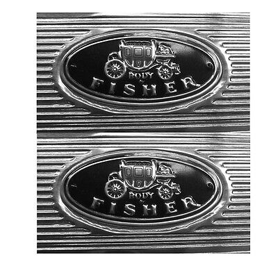 68-72 CHEVELLE GTO OLDS 442 SILL PLATES RIVETS PAIR Door Sill Plates