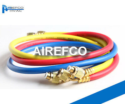 R 410a to R22 Manifold Gauges Hose Adaptor, Charging Hose R22 to R410 Hose
