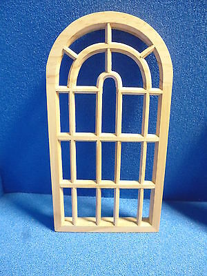 Dolls House Windows   Large Arch Window  DHD20353