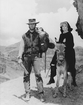 Clint Eastwood - Two Mules For Sister Sarah