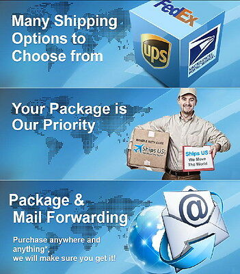 USA Address Package Consolidation Parcel Forwarding Personal Shopping Assistance