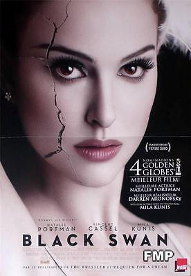 Black Swan - Portman / Kunis / Aronofsky - Dance - Original Small Movie Poster