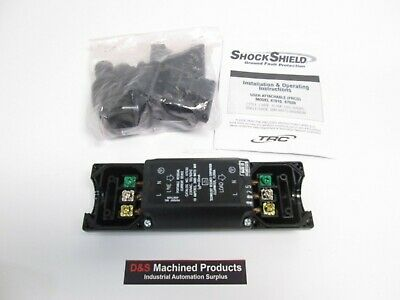 ShockShield 47030 Portable Residual Current Device (Surge Protector) 230V 16A