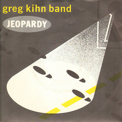 Greg Kihn band - Jeopardy/Fascination