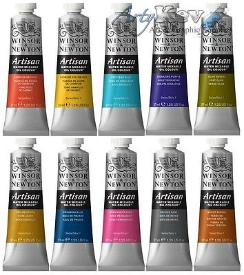 Winsor & Newton Artisan Water Mixable Oil Paint - 37ml