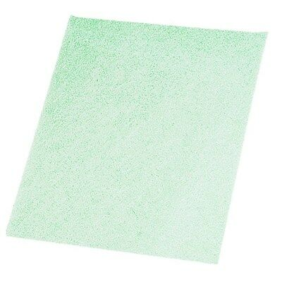 3M Tri-Mite Wet or Dry 8000 Grit, 1 Micron Green Polishing Paper Pkg of 5