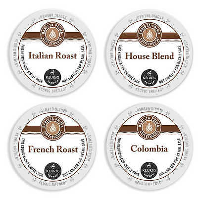 Barista Prima Coffeehouse Coffee Variety Sampler Pack Keurig K-Cups 96-Count