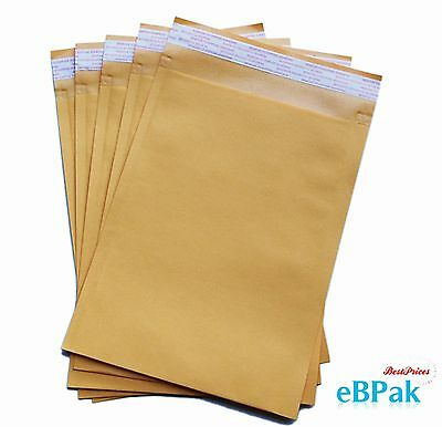 500x Yellow Business Envelope 230x330mm Premium #04  A4 Kraft Laminated Paper