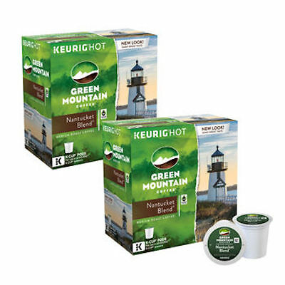 Green Mountain Coffee, Nantucket Blend, Medium Roast, Keurig K-Cups, 180-Count