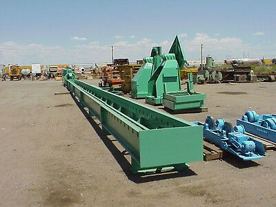 100 Ton LOEWY Extrusion Stretcher 110' Max; Oilgear