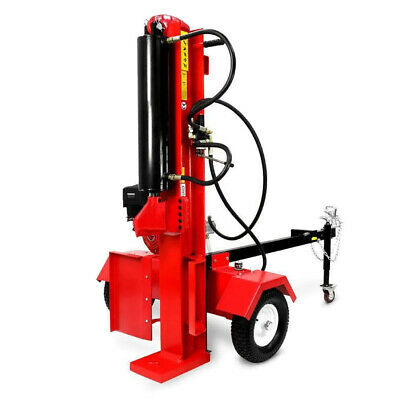 60 ton DIESEL ELECTRIC START ENGINE HYDRAULIC LOG SPLITTER WOOD FIREWOOD