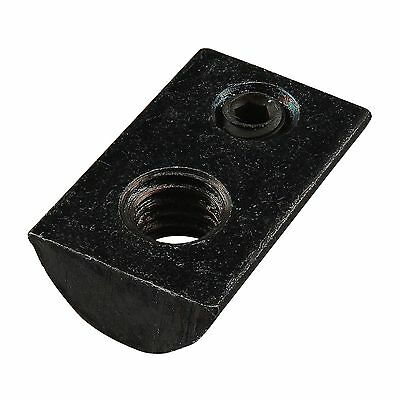 80//20 Inc T-Slot 15 Series 10-32 Roll-In T-Nut with Set Screw #3781 N
