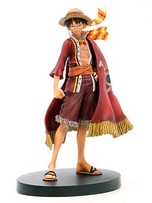 Banpresto One Piece 15th EDITION vol 3 The Grandline Men Figure Luffy
