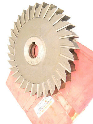 "NEW SURPLUS BARNTHOUSE TOOL USA STRAIGHT TOOTH MILLING CUTTER 8"" x 3/4"" x 1-1/4"""