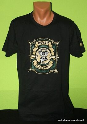 "Jever Beer Bier Tshirt  M ""Biker"" Neu & OVP TShirt Harley Days Hamburg Customs"