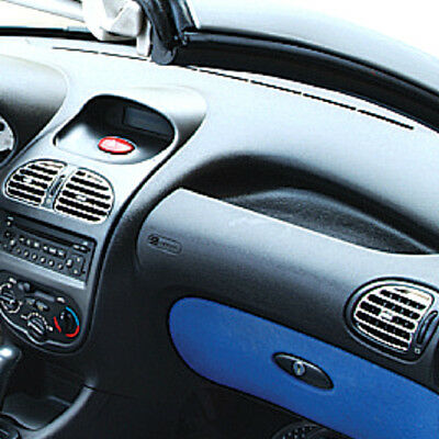 INTERIOR CHROME AIRVENTS AIR VENTS FOR PEUGEOT 206/206cc