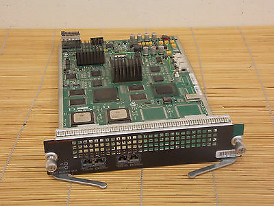 Cisco 7300-2OC12POS-SMI Single-Mode, Intermediate Reach OC12 POS Card Karte