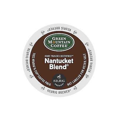 Green Mountain Coffee Nantucket Blend Coffee Keurig K-Cups 24-Count