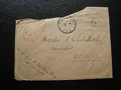 FRANCE - enveloppe franchise militaire (2eme choix) (cy29) french