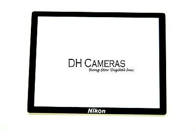 NEW Nikon P510 Outer LCD Screen Display Window Glass Replacement Repair part