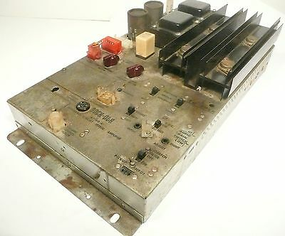 ROCK-OLA JUKEBOX  working STEREO AMPLIFIER  #47760-1A - tested & working well