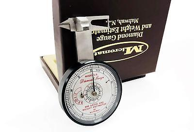 Micromat Diamond Gauge With Book, High Setting Attachment & Case