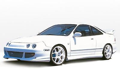 Wings West 1994-1997 Acura Integra 2Dr Bigmouth 4Pc Complete Kit
