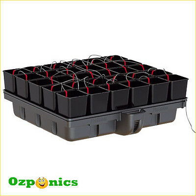 Platinum Modular System Hydrostar 120 With 30 Pots For Indoor Hydroponics
