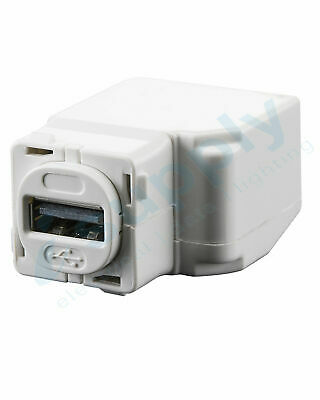 CLIPSAL Compatible USB Charger Mechanism 2.1AMP