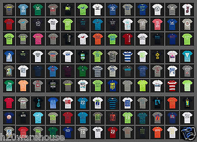 Nwt Hollister By Abercrombie & Fitch 10 Mens T-Shirt Lot Mix You Pick Sizes