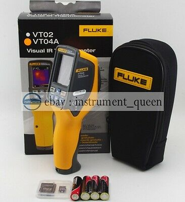 NEW Fluke VT04A Visual IR Thermometer / Infrared Thermal Camera !!NEW!!