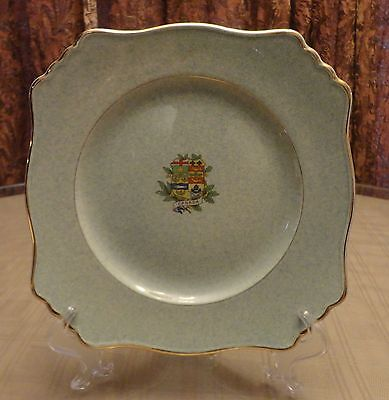 Vintage Royal Winton Grimwades England Canada Display Plate